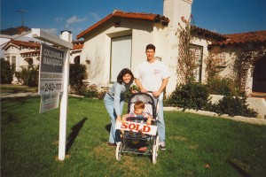 I guess I'll always be partial to the Spanish style home…after all, it was our very first Fixer Upper!
